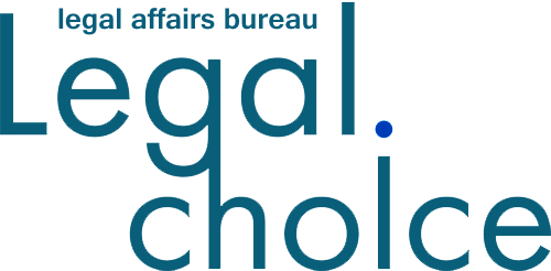 Логотип компании Legal Choice